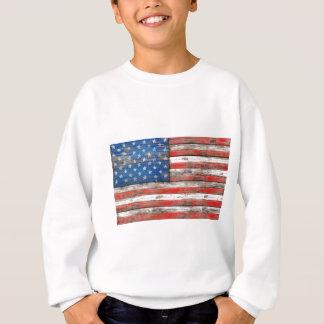 Americana Flag Sweatshirt