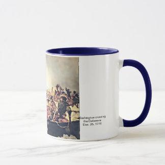 Americana:  George Washington Mug