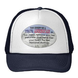 Americana Mesh Hat