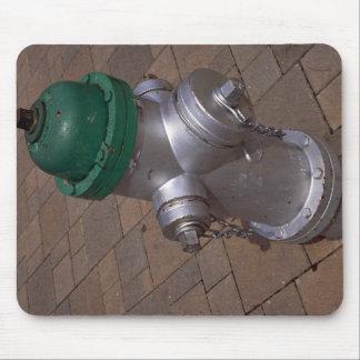 Americana hydrant Florida U S A Mousepad
