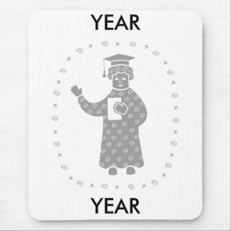 Americana Inspired Graduate Mouse Pad
