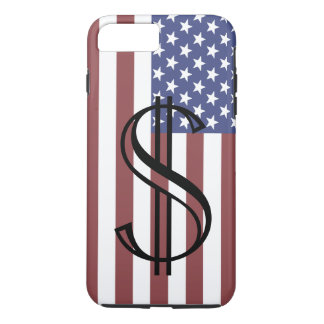 Americana iPhone Case Gifts USA Patriotic Money 3