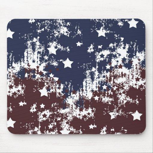 Americana Mouse Pads
