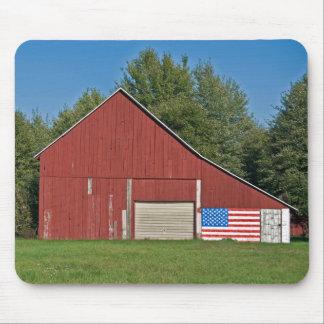 Americana Mouse Pad
