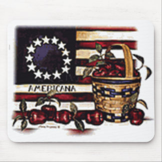 AMERICANA MOUSE PADS