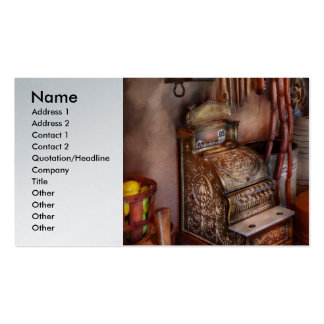 Americana - Store - The old Deli  Pack Of Standard Business Cards