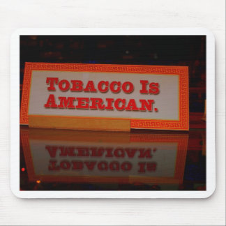 Americana Tabacco Mousepads