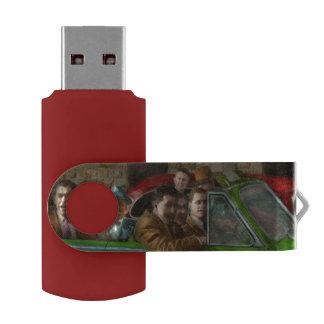 Americana - The good ol boys Swivel USB 2.0 Flash Drive