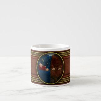 Americana - The yearly family portrait Espresso Mug