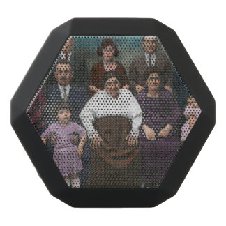Americana - This is my family 1925 Black Boombot Rex Bluetooth Speaker