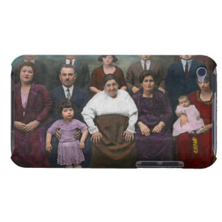 Americana - This is my family 1925 iPod Touch Case
