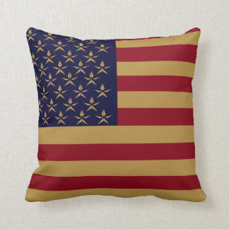 AMERICANA THROW PILLOW