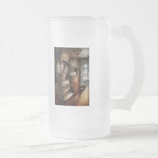 Americana - Turn of the century soda fountain Mugs