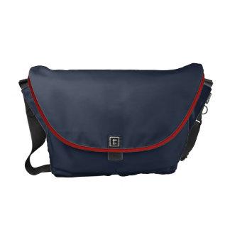 Americana Weave Messenger Bag