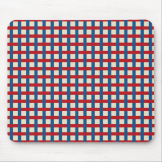Americana Weave Mouse Pads
