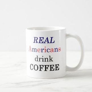 AmericanCoffee Basic White Mug