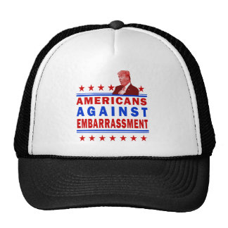 Americans Against Embarrassment Cap