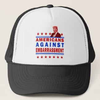 Americans Against Embarrassment Trucker Hat