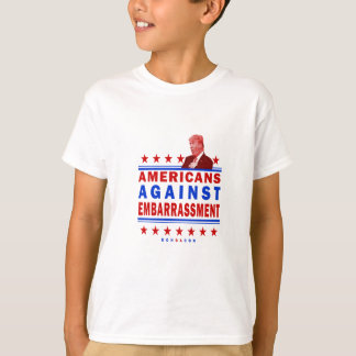 Americans Against Embarrassment Trump T-Shirt