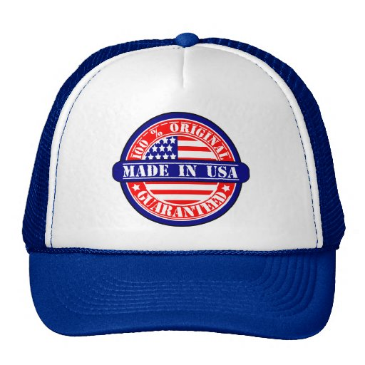 americans,made in usa,born in the usa mesh hats