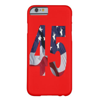 Americas 45th President Trump Barely There iPhone 6 Case