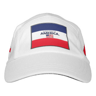 America's Colors Flag Hat