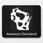 America's Dairyland Mousemat