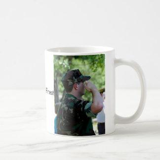 America's Finest Basic White Mug