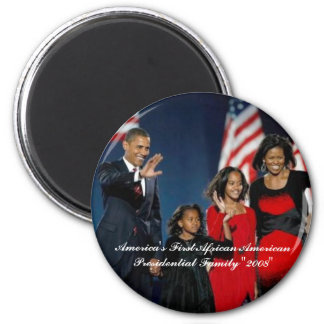 America's First African American Presiden... Magnet