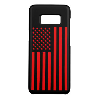 America's Flag Red Case-Mate Samsung Galaxy S8 Case