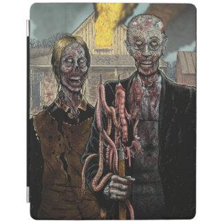 """America's Got Zombies"" iPad Cover"