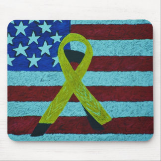 AMERICA'S MOUSE PAD