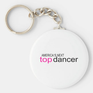 Americas Next Top Dancer Key Ring