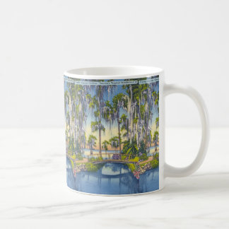 America's Tropical Wonderland Coffee Mug
