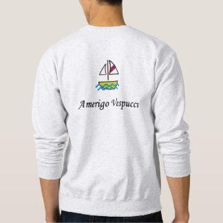 Amerigo Vespucci Crew Neck Sweatshirt