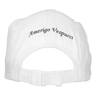 Amerigo Vespucci Snapback Hat