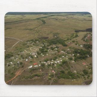 Amerindan Village. Seasonally-flooded Mouse Pad