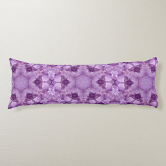 Amethyst Crystal Body Pillow