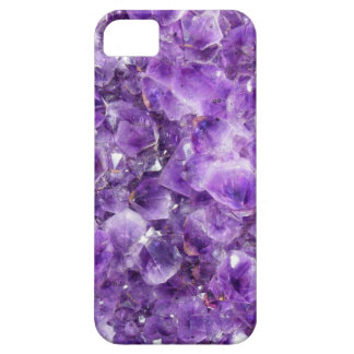 Amethyst Crystal Collection iPhone 5 Cover