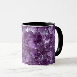Amethyst Crystal Mug