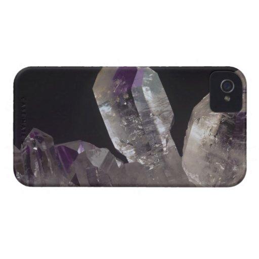 Amethyst Crystals Blackberry Bold Cases