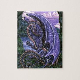 Amethyst Dragon Puzzle