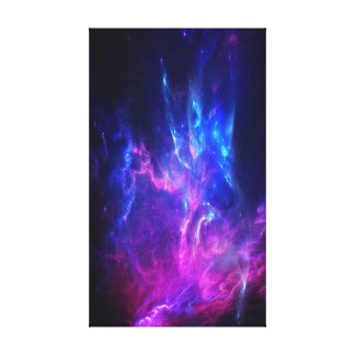 Amethyst Dreams Canvas Print