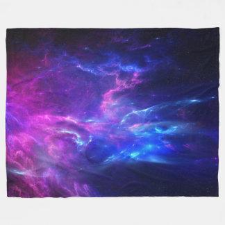 Amethyst Dreams Fleece Blanket