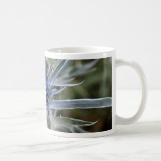 Amethyst eryngo (Eryngium amethystinum) Coffee Mug