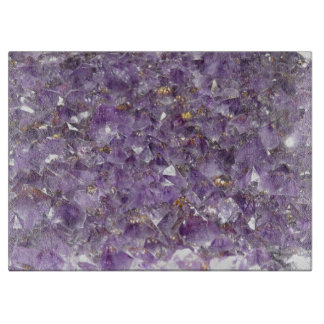 Amethyst Light Purple Stone Cutting board