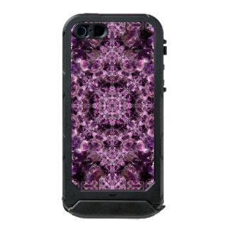 Amethyst Mandala Incipio ATLAS ID™ iPhone 5 Case