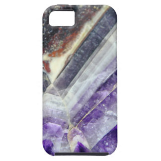 Amethyst Mountain Quartz Case For The iPhone 5