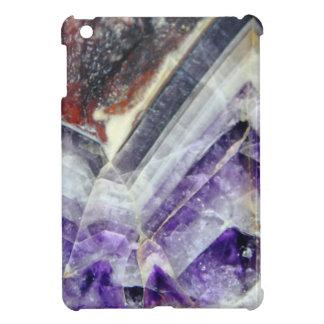 Amethyst Mountain Quartz iPad Mini Cases