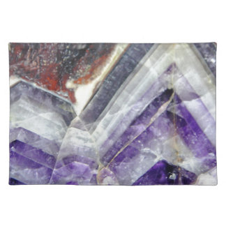Amethyst Mountain Quartz Placemat